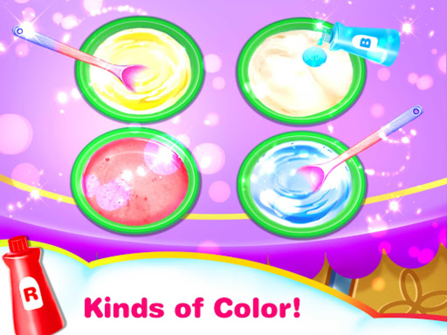 Cook Donut Maker - Unicorn Food Baking Games screenshot 4