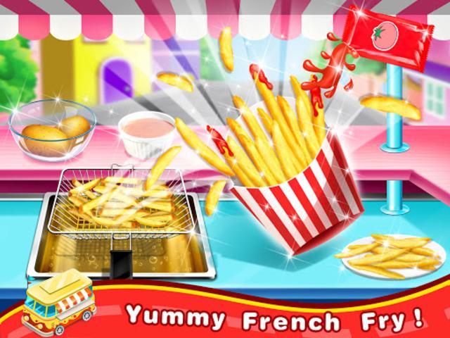 Famous Street Food Maker – Yummy Carnivals Treats screenshot 2