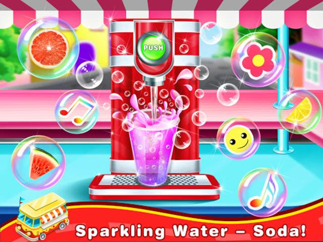Famous Street Food Maker – Yummy Carnivals Treats screenshot 3