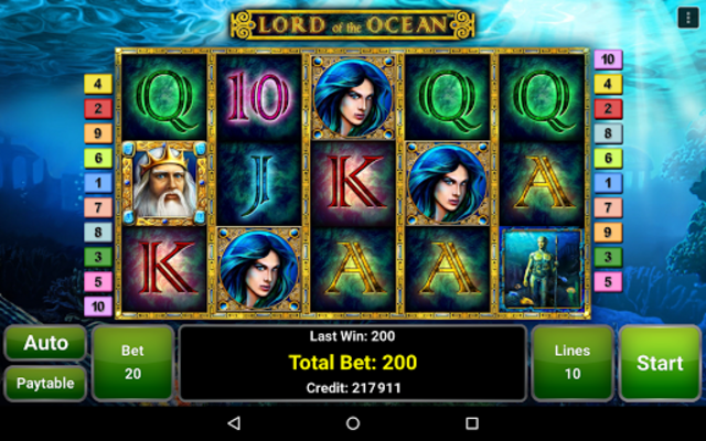 Lord of the Ocean™ Slot screenshot 10