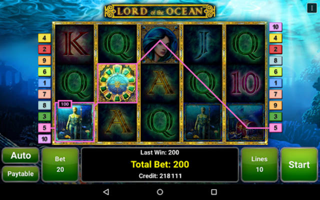 Lord of the Ocean™ Slot screenshot 11