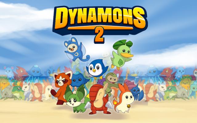 Dynamons 2 by Kizi screenshot 1
