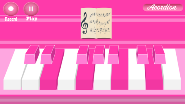 Pink Piano screenshot 5