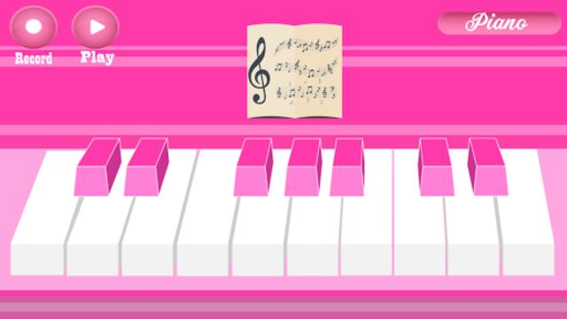 Pink Piano screenshot 9