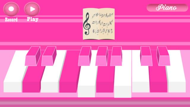 Pink Piano screenshot 11