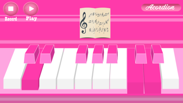 Pink Piano screenshot 12