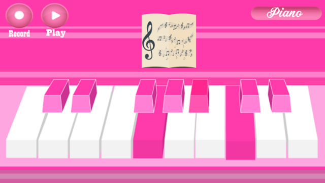 Pink Piano screenshot 16