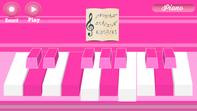 Pink Piano screenshot 19