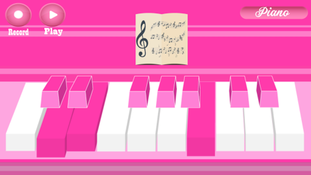 Pink Piano screenshot 23