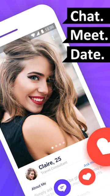InMessage - Chat, meet, dating ❤️ screenshot 1