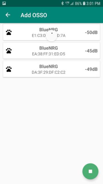 OSSO screenshot 2