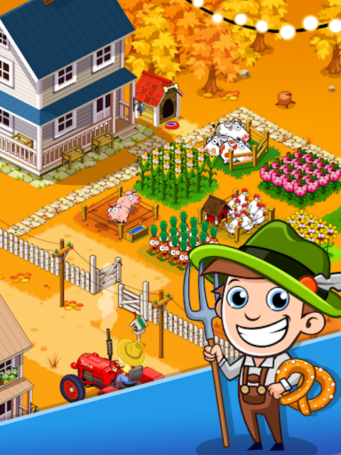 Idle Farming Empire screenshot 9