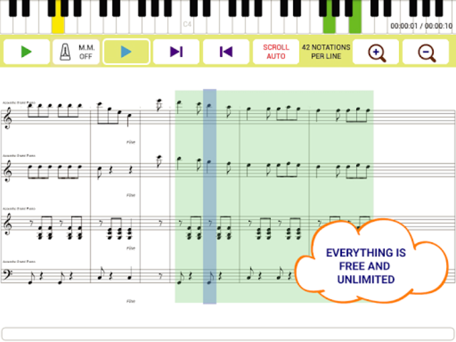 Maestro - Music Composer screenshot 16