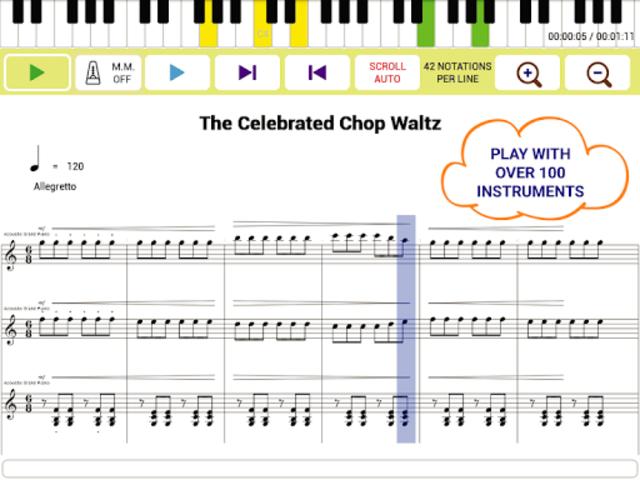 Maestro - Music Composer screenshot 23