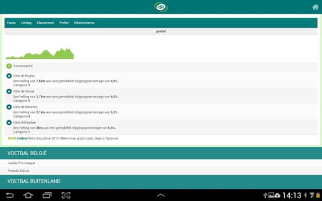 sporza screenshot 11