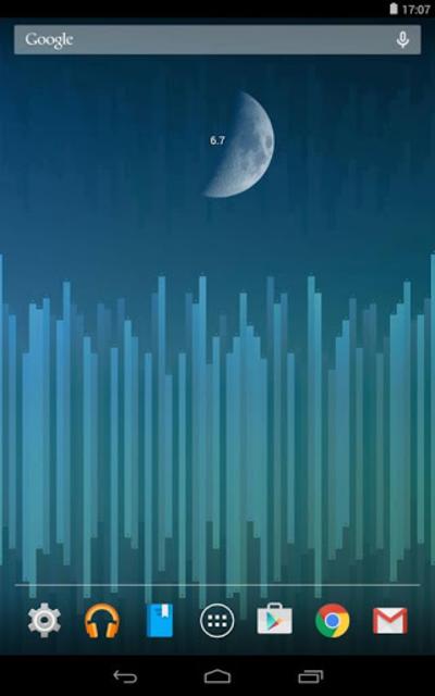 Simple Moon Phase Widget Plus screenshot 7