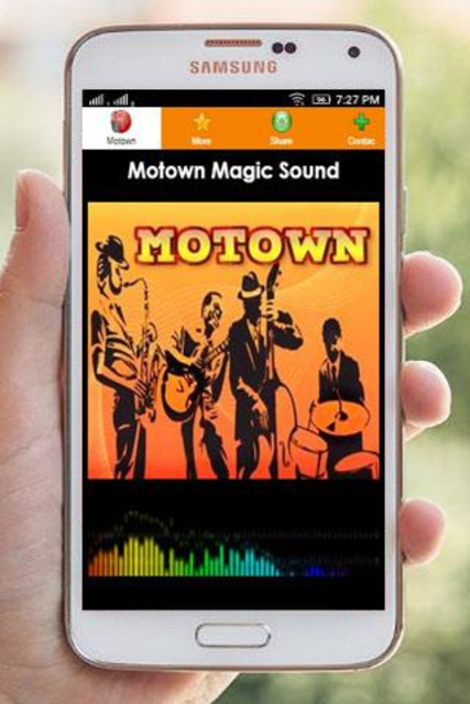 Motown Music Radio Stations screenshot 3
