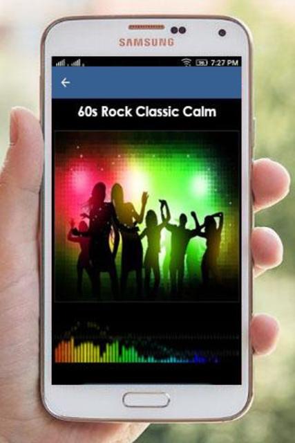 60s 70s 80s 90s 00s Music hits Retro Radios screenshot 3