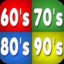 Icon for 60s 70s 80s 90s 00s Music hits Retro Radios