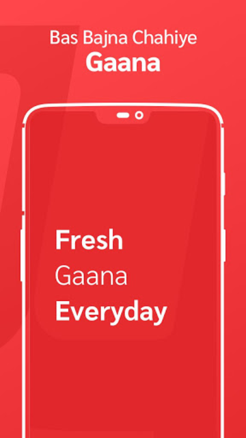 Gaana Music- Hindi English Telugu MP3 Songs Online screenshot 8