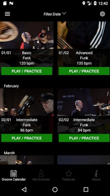 Groove a Day screenshot 1