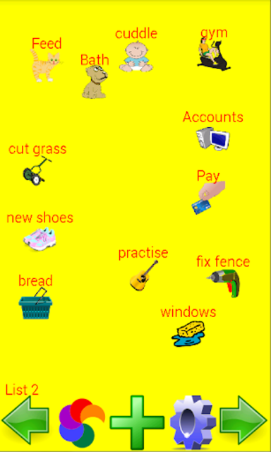 To Do List Pro - with Pictures screenshot 13
