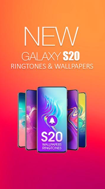 Galaxy S20 Wallpapers & S20 Ringtones screenshot 1