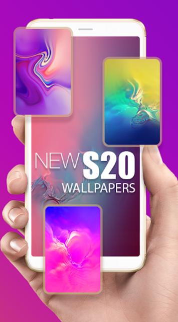 Galaxy S20 Wallpapers & S20 Ringtones screenshot 3
