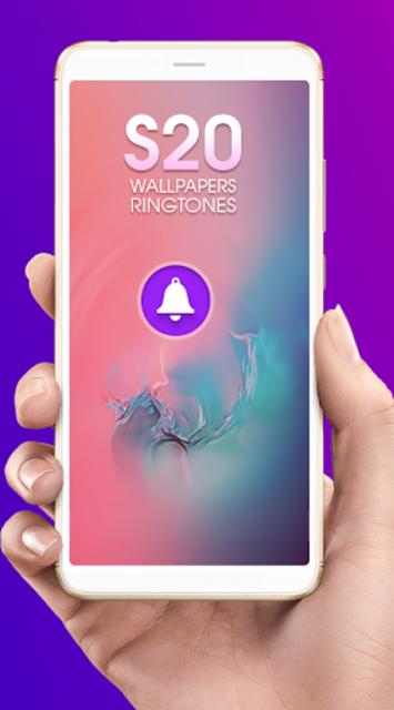 Galaxy S20 Wallpapers & S20 Ringtones screenshot 4