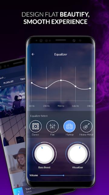 Music Player for Samsung Galaxy - S10 Music Beta screenshot 3