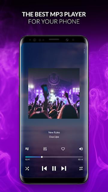 Music Player for Samsung Galaxy - S10 Music Beta screenshot 4