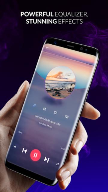 Music Player for Samsung Galaxy - S10 Music Beta screenshot 5