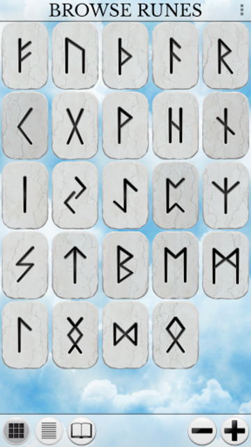 Galaxy Runes screenshot 4