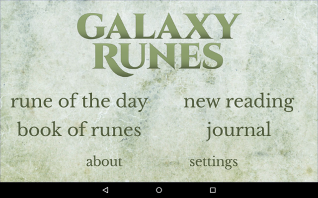 Galaxy Runes screenshot 16