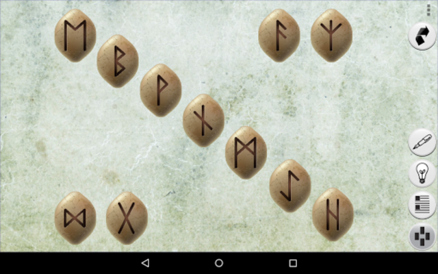 Galaxy Runes screenshot 17
