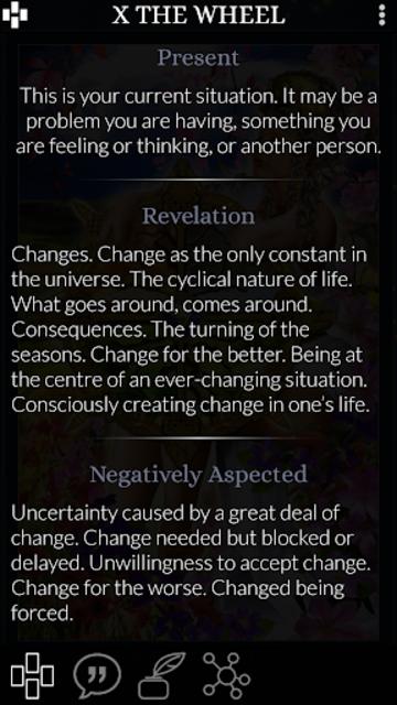 Tarot Apokalypsis screenshot 4