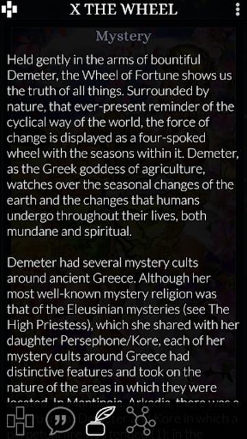 Tarot Apokalypsis screenshot 5
