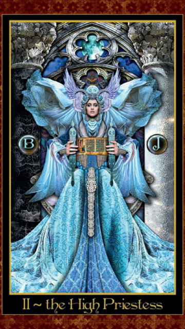 Tarot Illuminati screenshot 3