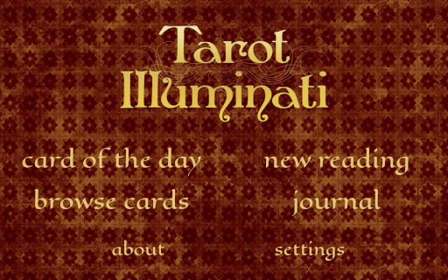 Tarot Illuminati screenshot 9