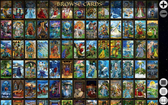 Tarot Illuminati screenshot 12