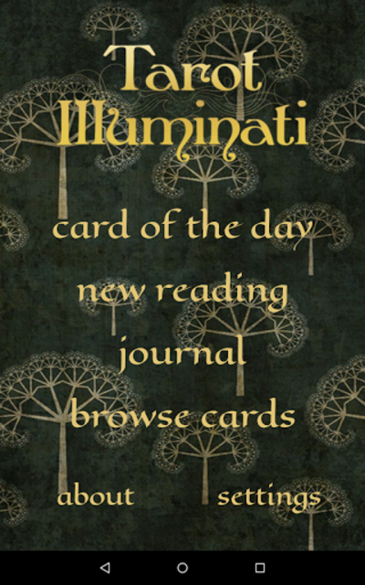 Tarot Illuminati screenshot 16