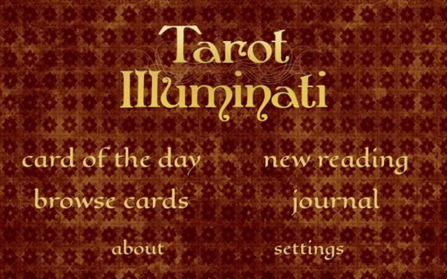 Tarot Illuminati screenshot 8