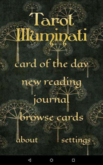 Tarot Illuminati screenshot 13