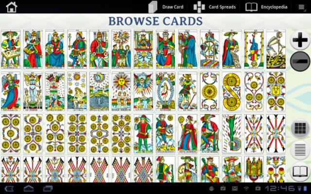 CBD Tarot de Marseille Pro screenshot 15
