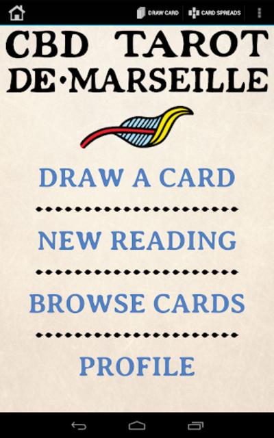 CBD Tarot de Marseille Pro screenshot 17