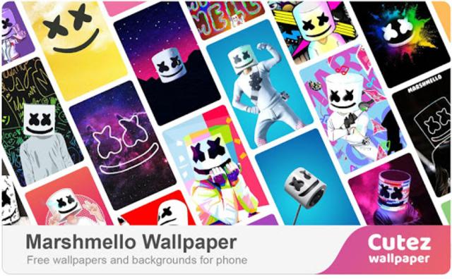 Marshmello Wallpaper screenshot 1