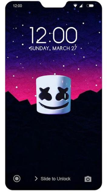 Marshmello Wallpaper screenshot 4