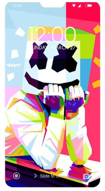 Marshmello Wallpaper screenshot 5