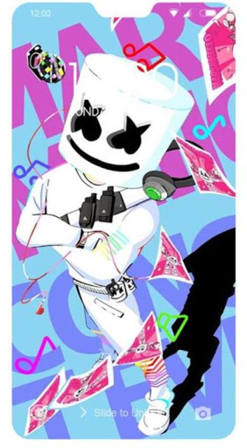 Marshmello Wallpaper screenshot 7