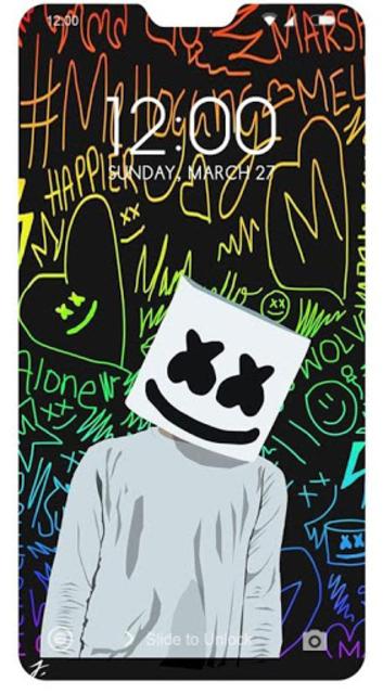 Marshmello Wallpaper screenshot 8